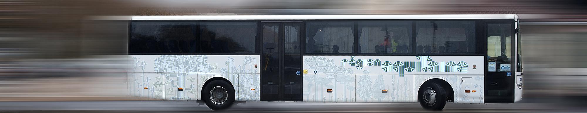 tarifs des lignes routières régionales Aquitaine