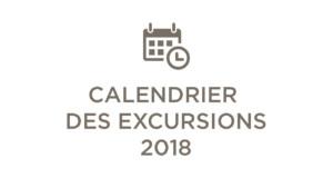 Calendrier des excursions keolis gascogne 2018