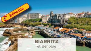 Excursion vers Biarritz et Behobie