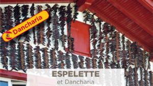 Excursion vers Espelette et Dancharia