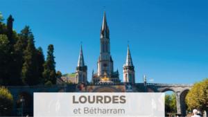 Excursions vers Lourdes et les grottes de Betharram