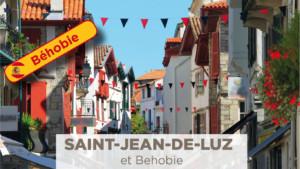 Excursion vers Saint Jean de Luz et Behobie