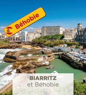 excursion en autocar a biarritz et Béhobie